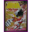 SAINT SEIYA Cavalieri Zodiaco JUMP GOLD SELECTION 1 Book ArtBook JAPAN anime 80s